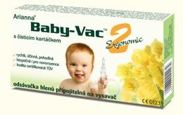 Baby-Vac 2 s čisticím kartáčkem